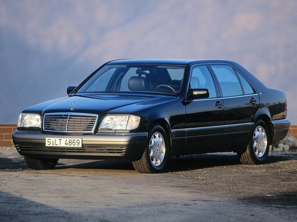 Mercedes S600L
