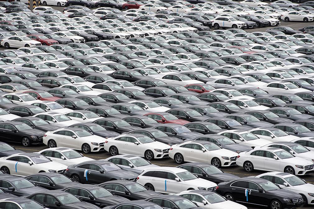 На нашей планете больше миллиарда машин