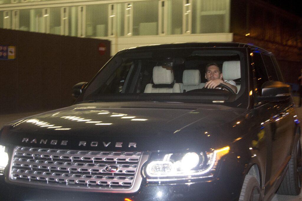 Range Rover Месси