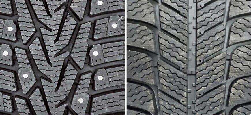Сезонный вопрос: шины или липучки?