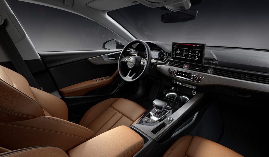 Салон Audi A5