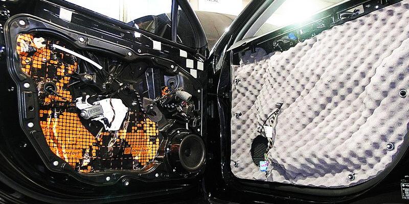 Хорошая ли шумоизоляция в вашем авто?