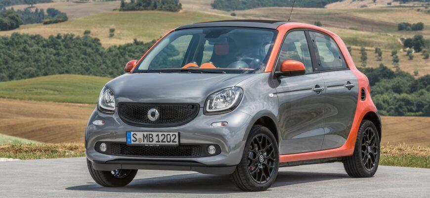 Премиальный Mercedes-Benz и малолитражный Smart производит одна компания?
