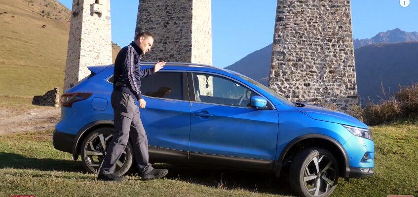 Видео: тест-драйв обновленного Nissan Qashqai
