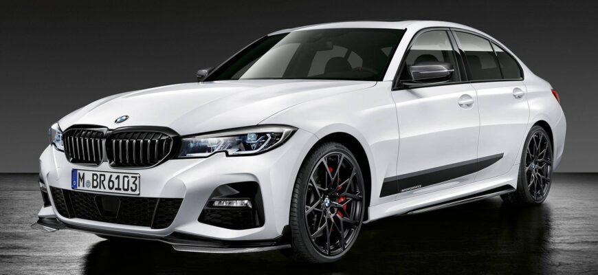 BMW 3 серии - стиль и драйв в одном автомобиле