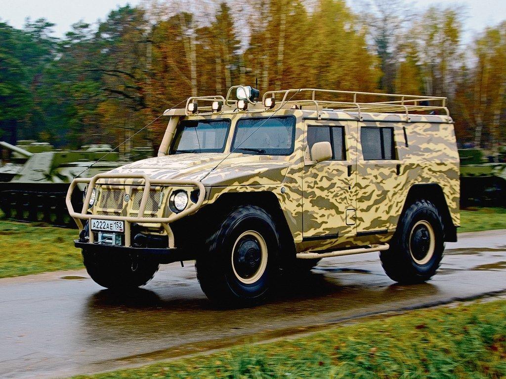 ГАЗ «Тигр»