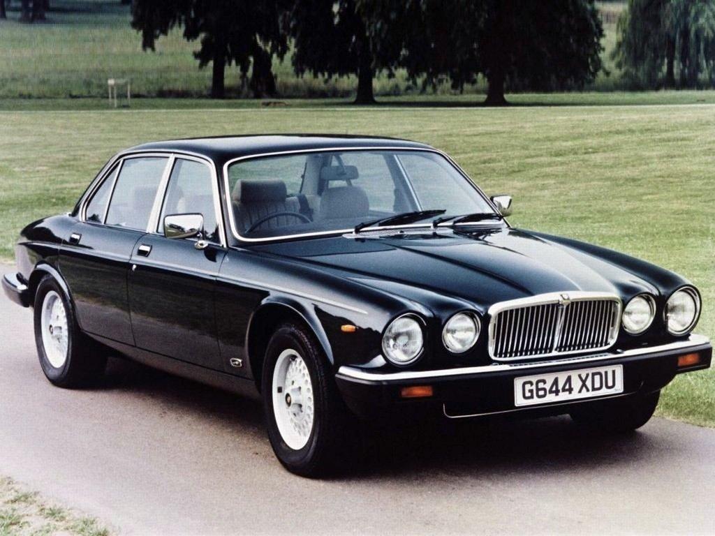 Jaguar XJ 3-series