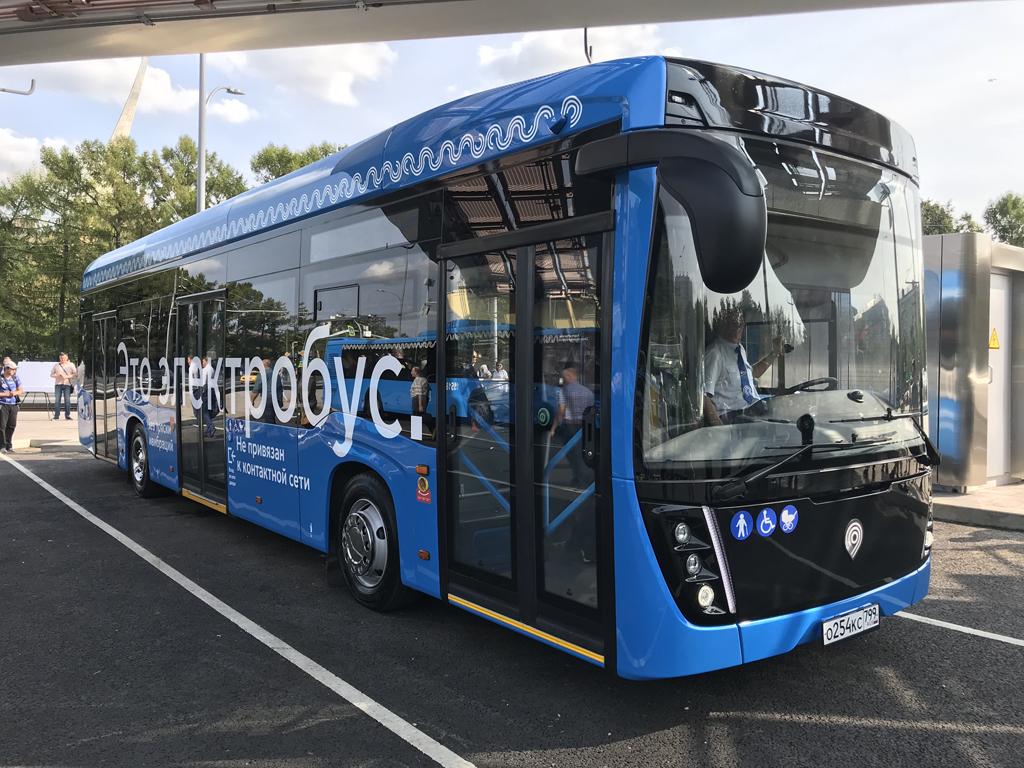 Электроавтобус КАМАЗ
