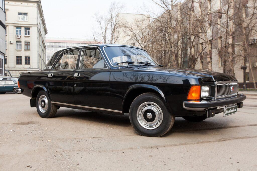 """ГАЗ-3102 """"Волга"""" - идеальное состояние по цене Соляриса"""