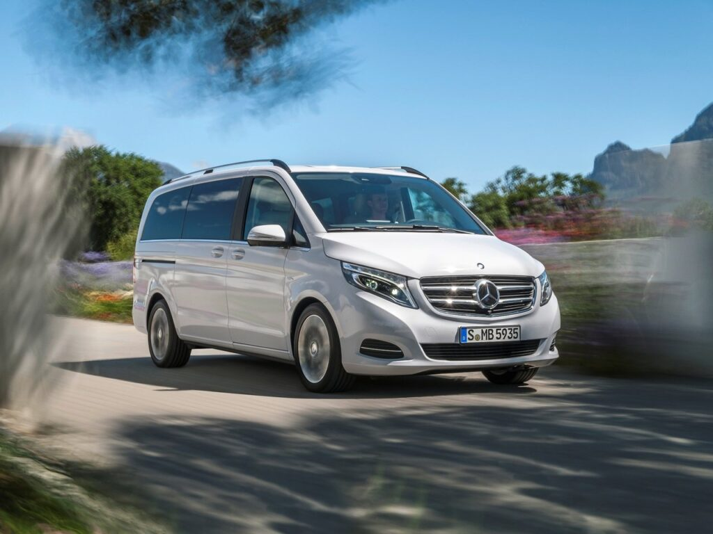Mercedes-Benz V 250 D 4 Matic