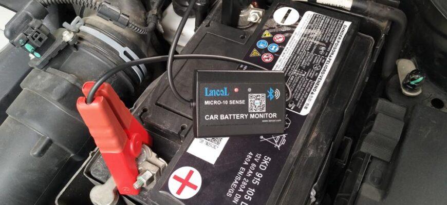 Готовимся к зиме: замена аккумулятора в авто