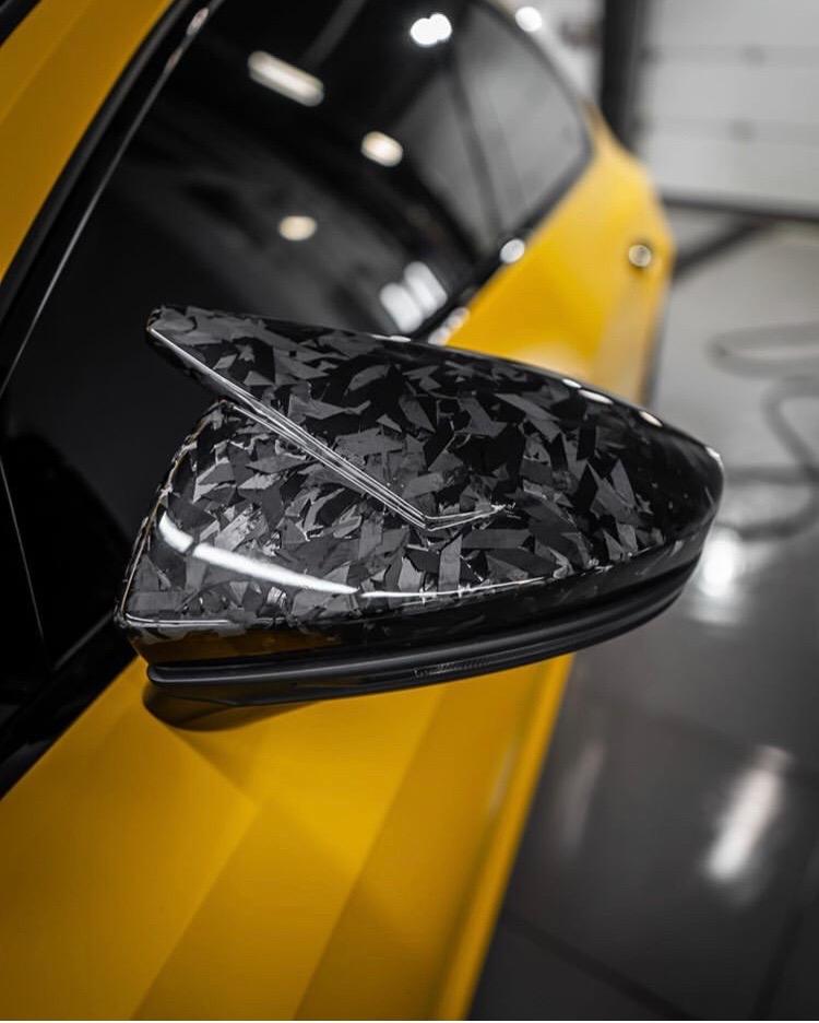 Черно-желтая Audi от известного детейлинг-ателье: лимонный стиль