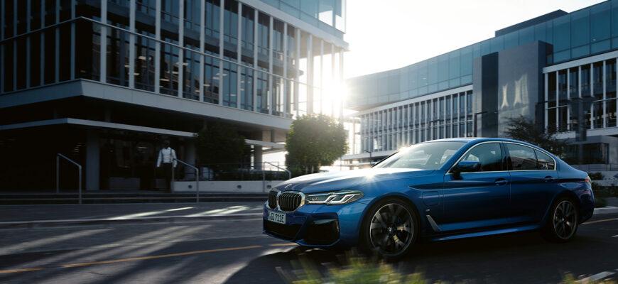 BMW 5-series: один из главных и старейших представителей бизнес-класса