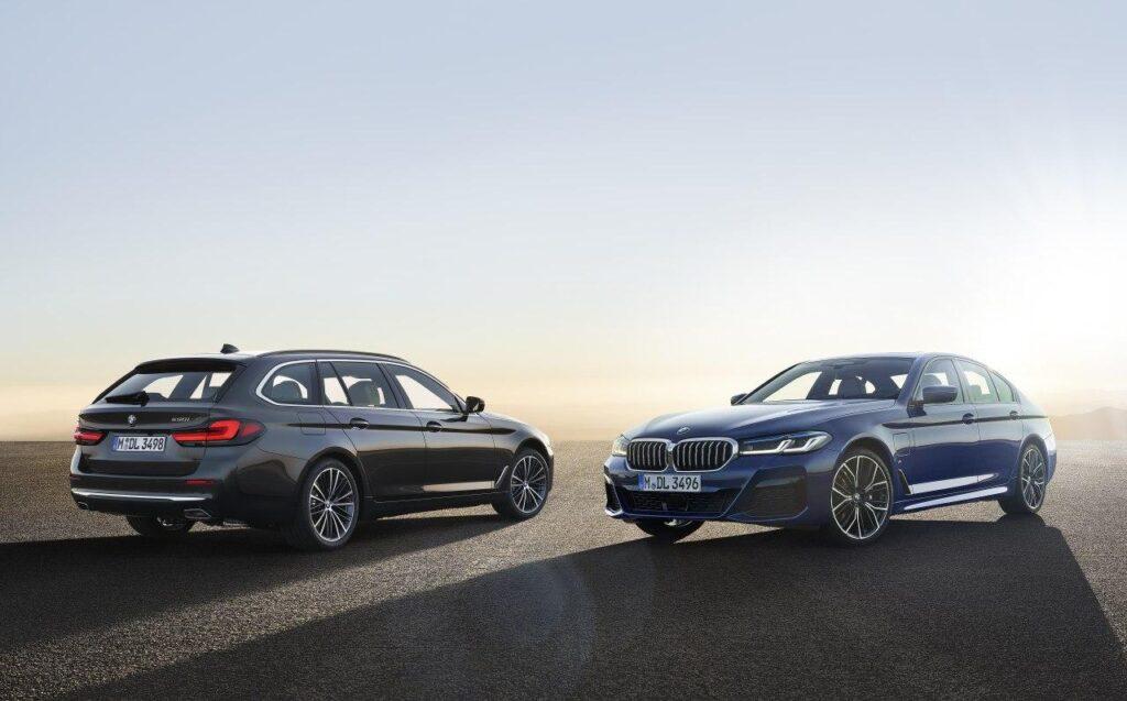 BMW 5-series: седан и универсал