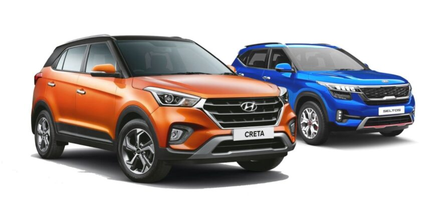 Опрос: Kia Seltos или Hyundai Creta?