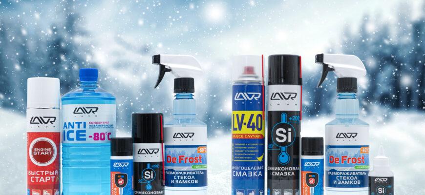 Пользуетесь ли вы автокосметикой для зимы?