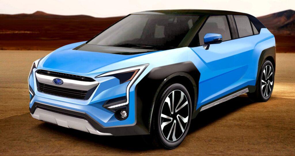 На сегодняшний день полноценных электрокаров в линейке Subaru нет, но есть три версии в исполнении так называемого «мягкого гибрида»