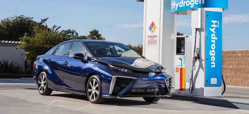 В Америке придумали новый способ добычи водорода