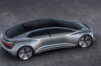 Немецкая Audi работает над новой моделью с супердизайном