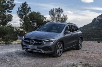 Компания Mercedes-Benz произведет отзыв 7 000 автомобилей в РФ