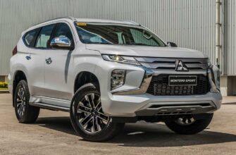 Компания Mitsubishi произведет отзыв автомобилей в РФ