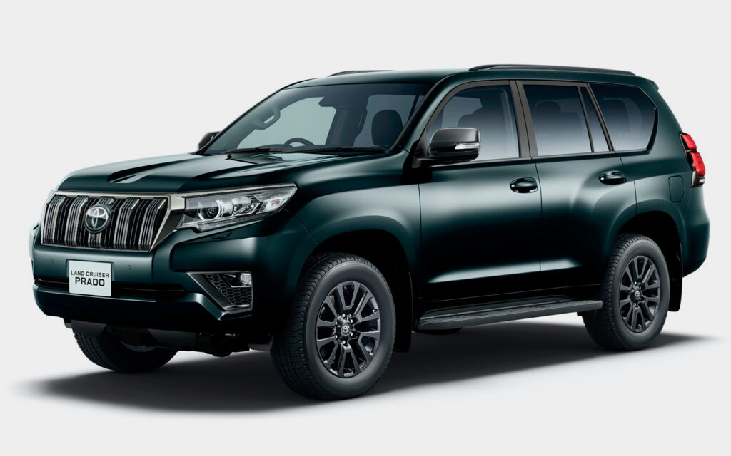 Toyota Land Cruiser Prado - 2