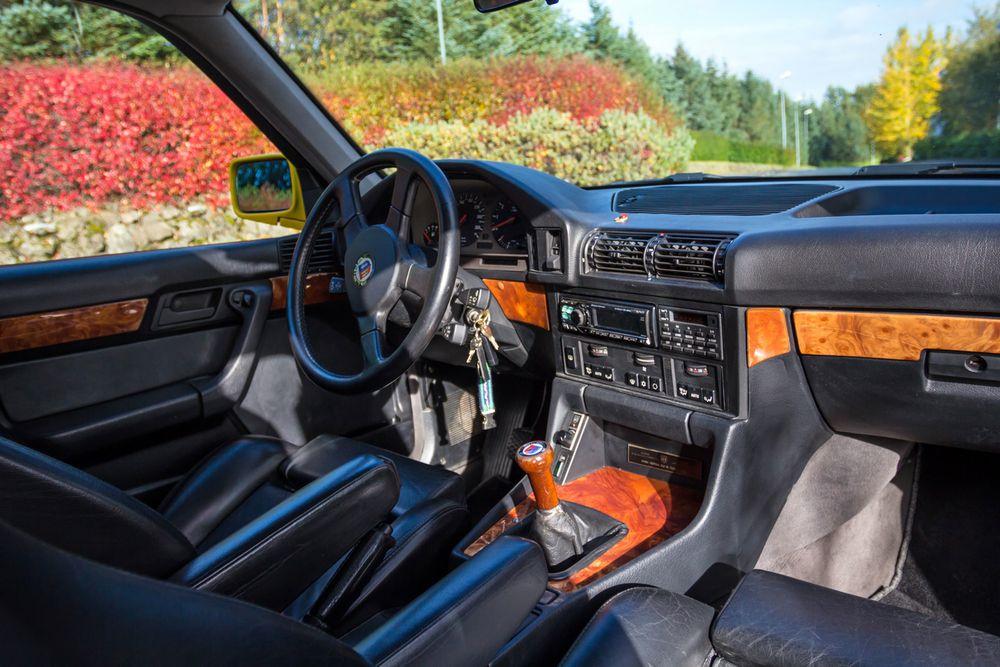 BMW 5 от Alpina 1989 года выпуска - баварская мечта