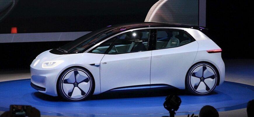 Концерн Volkswagen может обойти Tesla по электрокарам