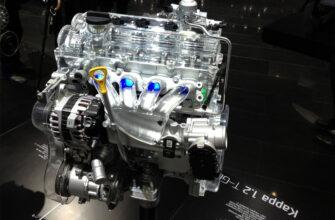 Компания Hyundai разрабатывает мощный турбодвигатель