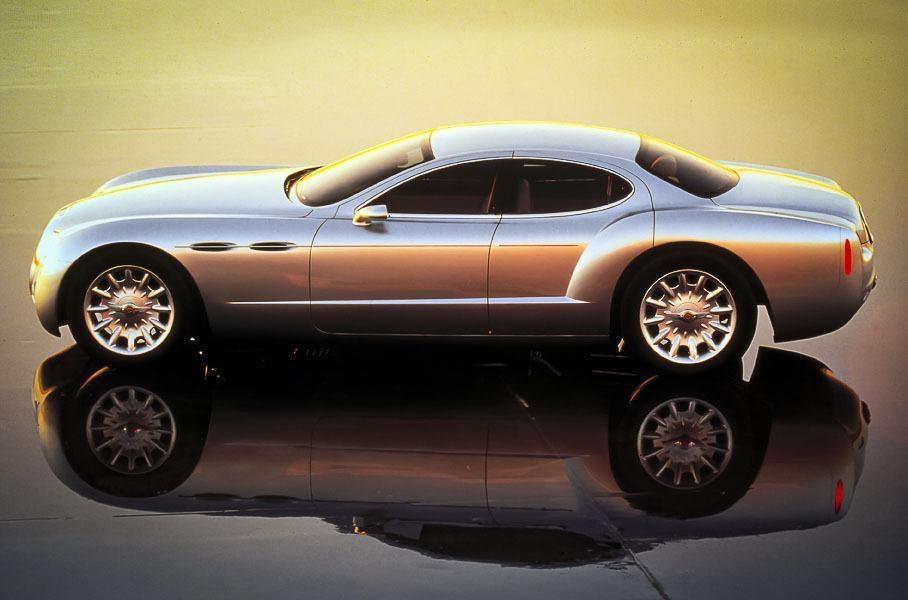 Chrysler Chronos, вид сбоку