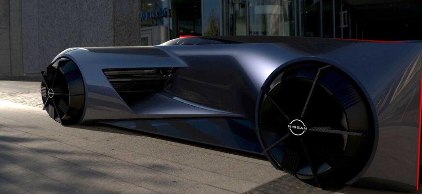 Nissan рассказала о новой версии GT-R