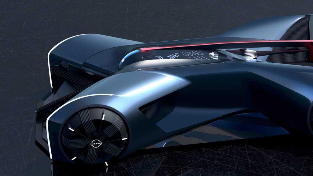 Суммарная длина такого интересного автомобиля составляет порядка трех метров, а высота более полуметра