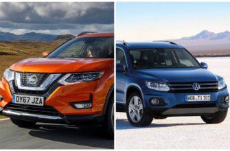Выбираем между Nissan Qashqai и VW Tiguan - сравнение эталонных кроссоверов