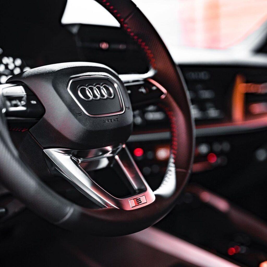 Audi S3 Sedan - мал золотник, да дорог