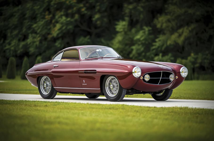 Fiat 8V Supersonic by Ghia