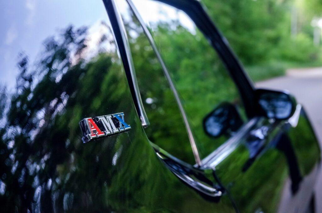 AMC Javelin - забытый маслкар американского производства