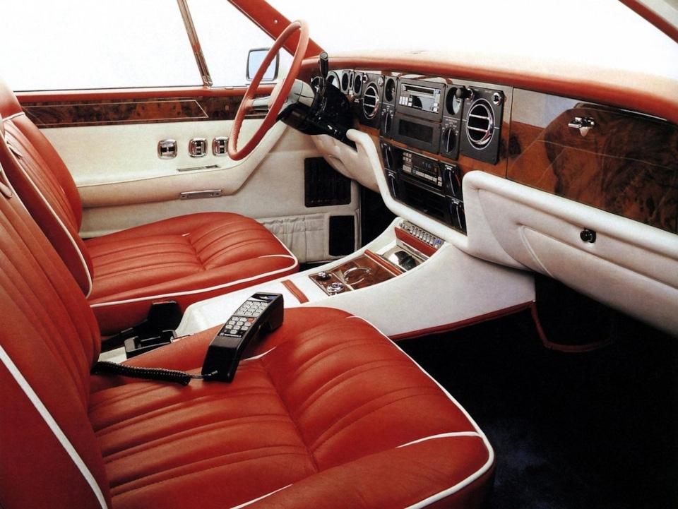 Rolls-Royce Camargue - купе из высшего общества