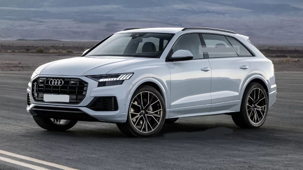 Внешний облик Audi Q9