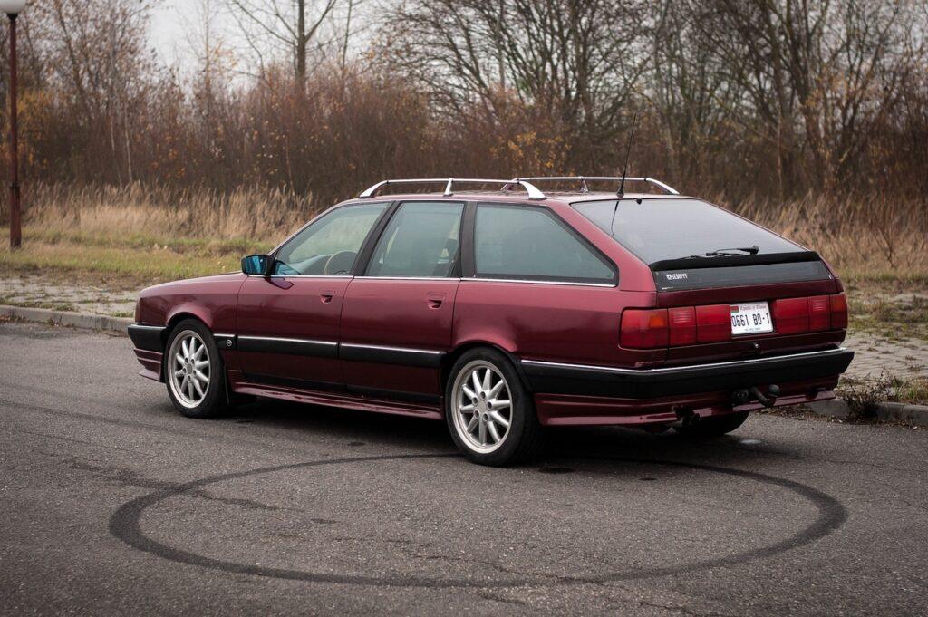 Audi 100 Avant - автомобиль, о котором мечтали многие