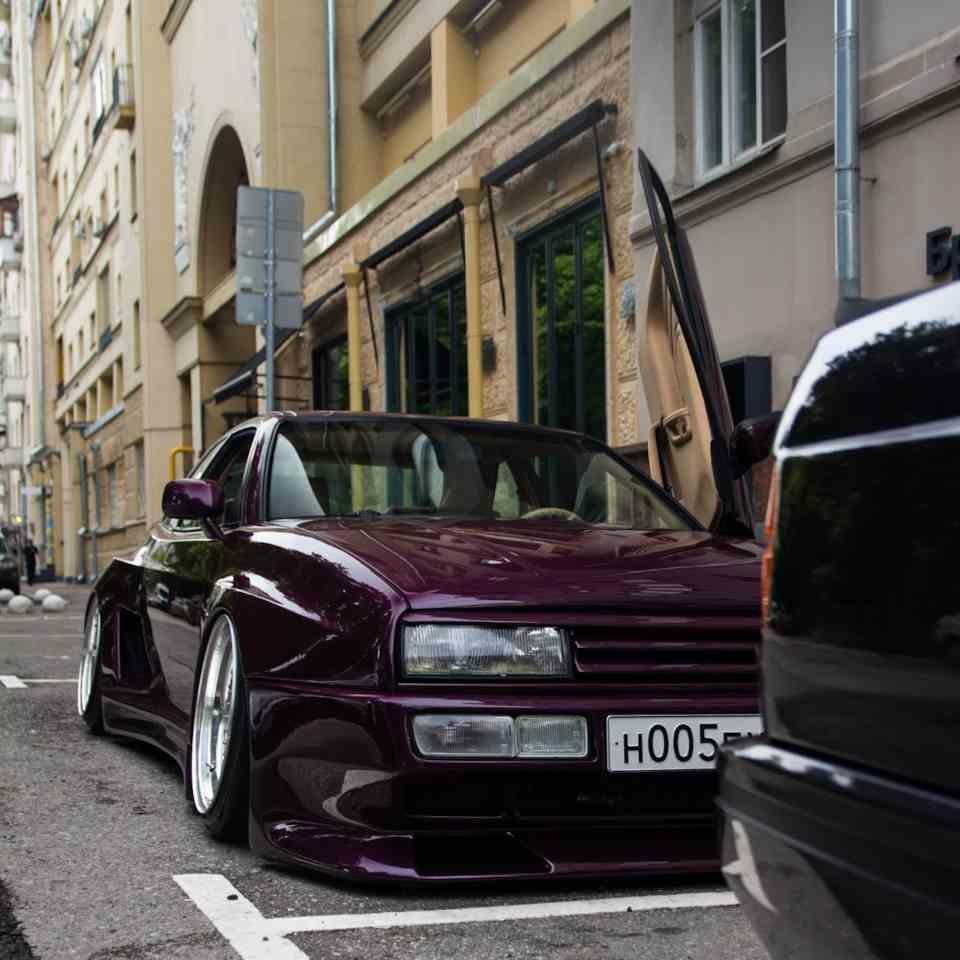 Volkswagen Corrado - Фольксваген может быть и таким