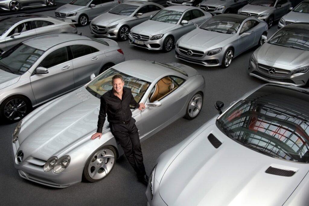 Вагенер с коллекцией Mercedes