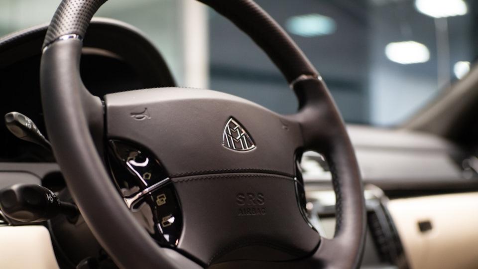 Maybach 62S Landaulet за 130 000 000 рублей