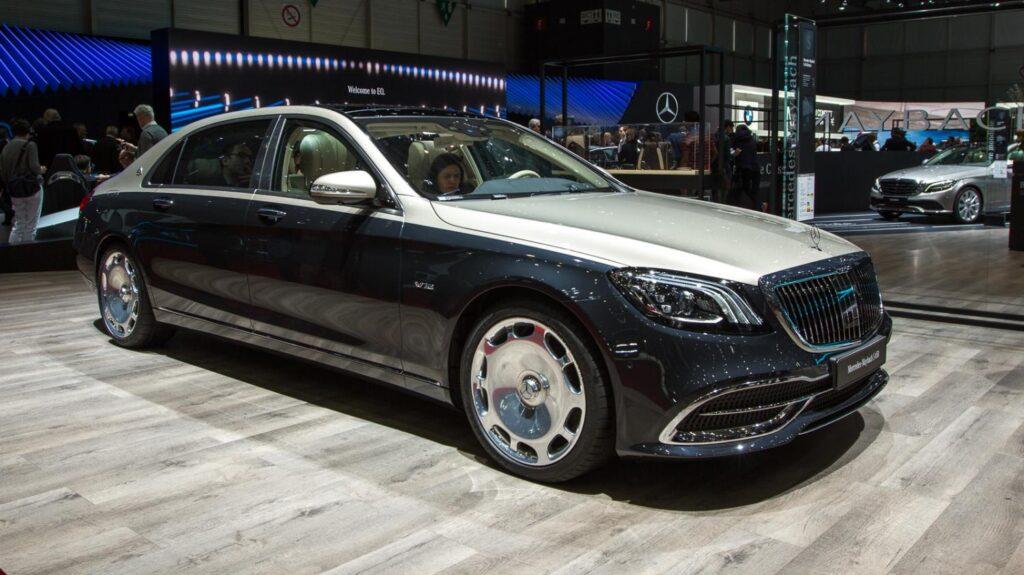 Mercedes-Maybach X222