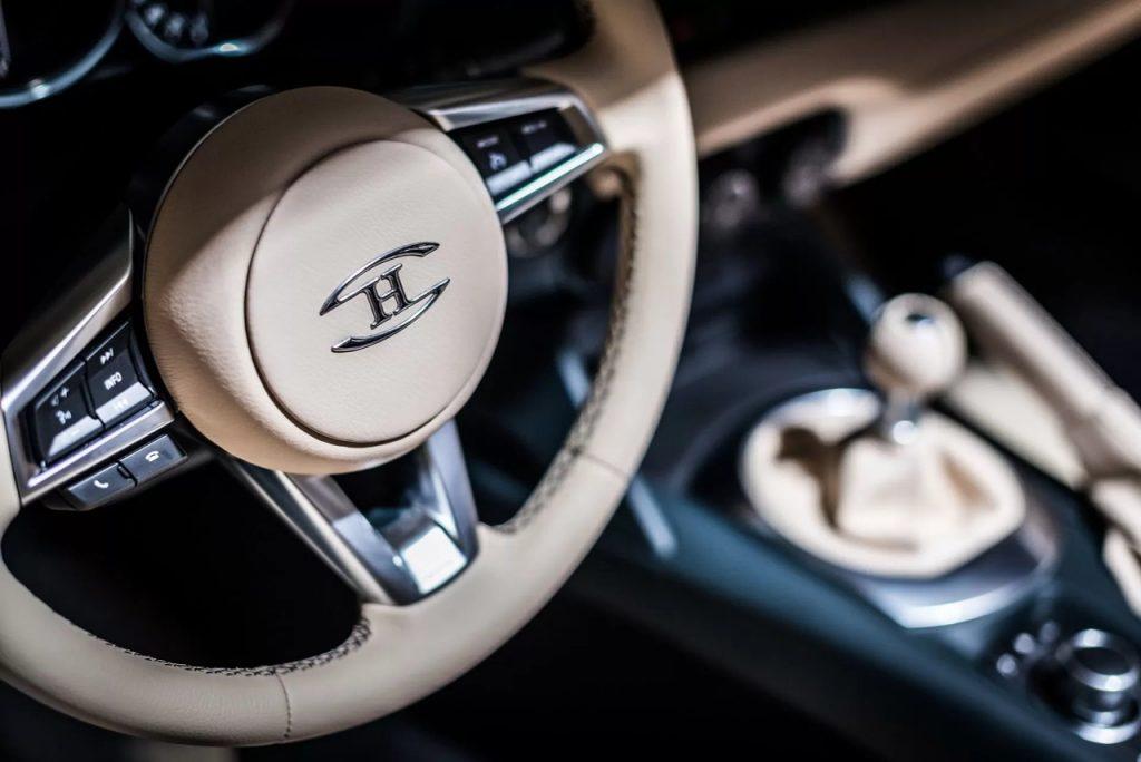 """Mazda MX-5 в ретро-стиле: один из самых стильных """"японцев"""""""