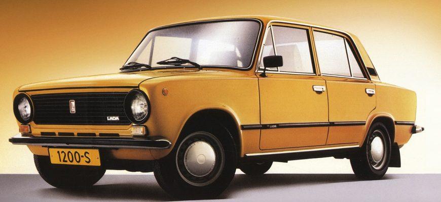 """Автофакты: в чем было отличие экспортной """"копейки"""" ВАЗ-2101 от обычной?"""