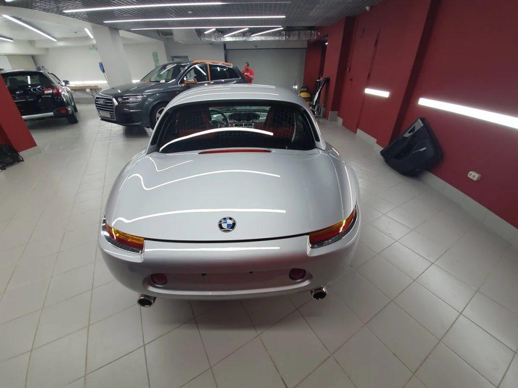20-летняя BMW за 14 млн рублей - в ожидании своего покупателя