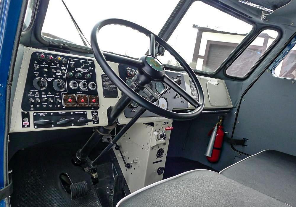 Аэросани Ка-30 - настоящий труженик родом из СССР