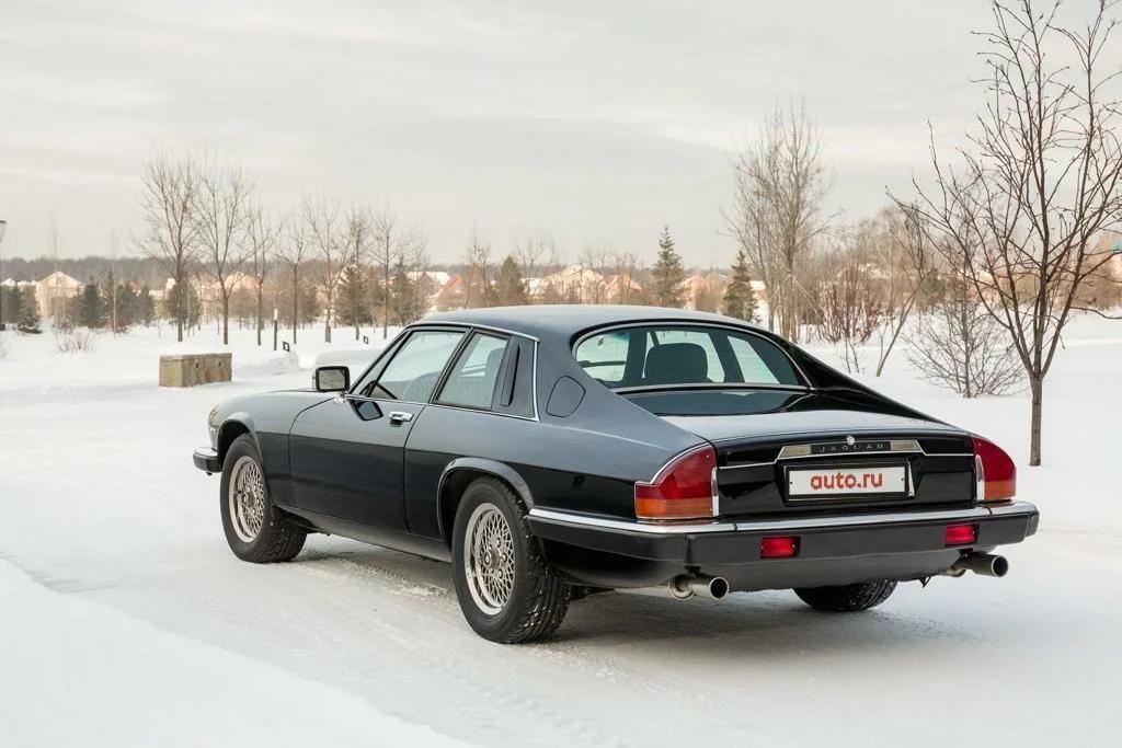 Jaguar XJS 1990 года - как хорошее вино: чем старше, тем лучше