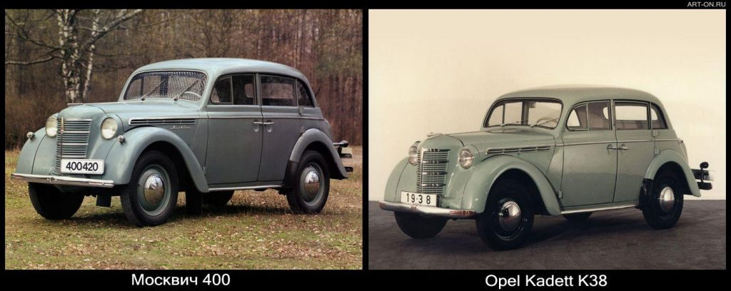 Автофакты: интересные особенности машин из СССР