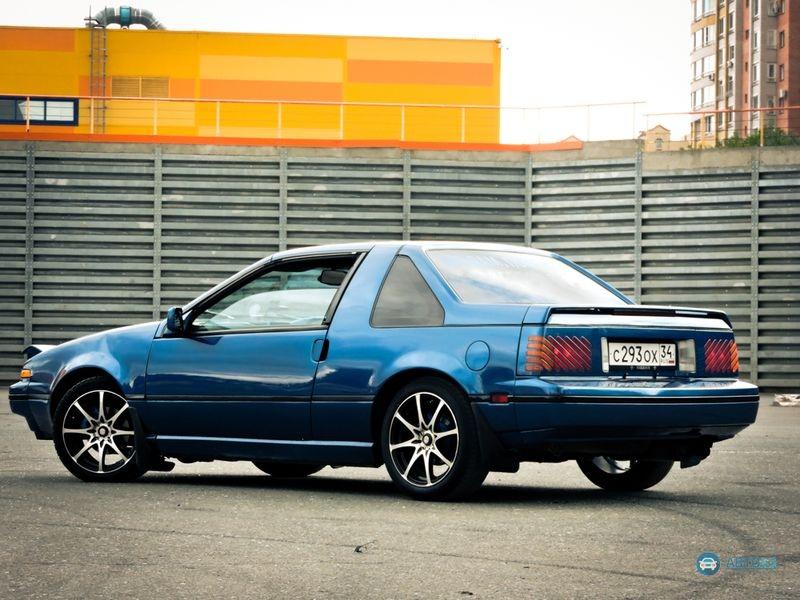 """Nissan Exa - или как стать обладателем классного """"японца"""" всего за 200 т.р."""